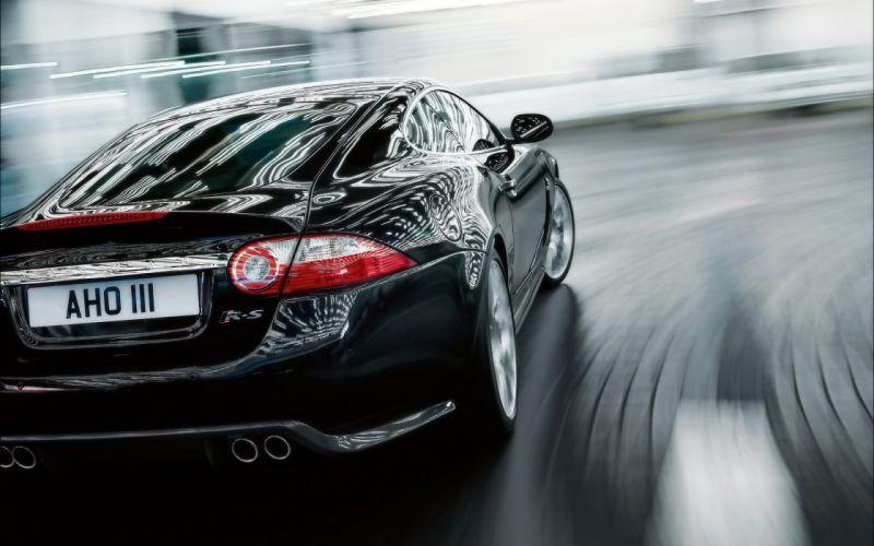 2008 Jaguar XKR-S c wallpaper