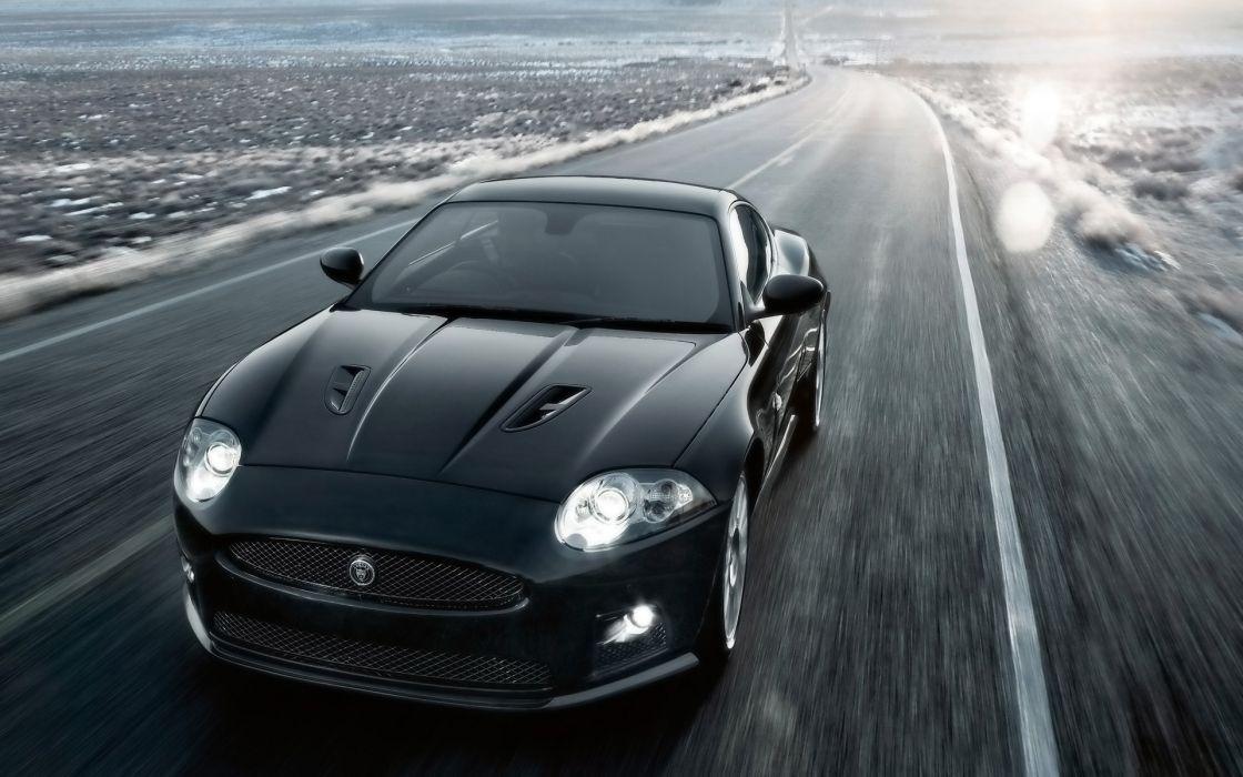 2008 Jaguar XKR-S   d wallpaper