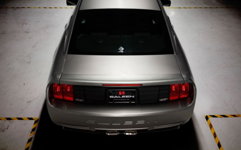 2008 Saleen S302 Extreme ford mustang w wallpaper