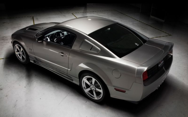 2008 Saleen S302 Extreme ford mustang q wallpaper