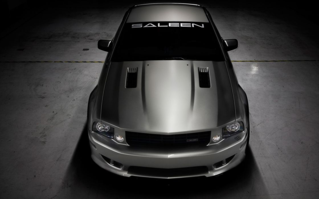 2008 Saleen S302 Extreme ford mustang wallpaper