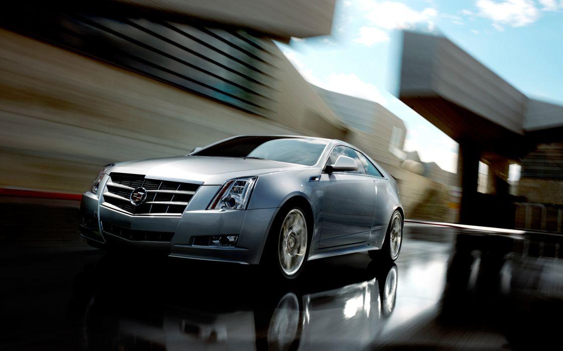 2011 Cadillac CTS Coupe     e wallpaper