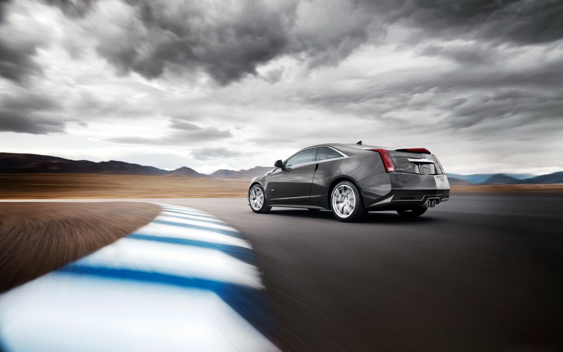2011 Cadillac CTS-V Coupe     q wallpaper