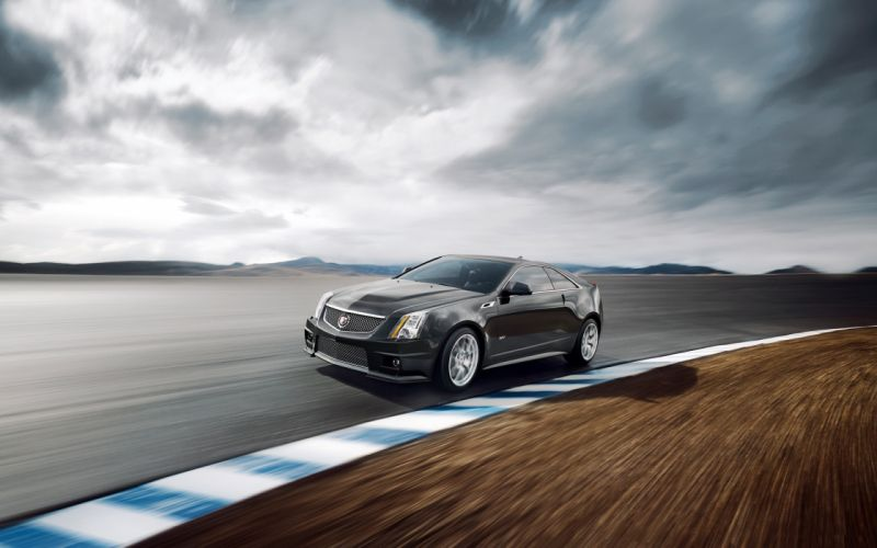 2011 Cadillac CTS-V Coupe wallpaper