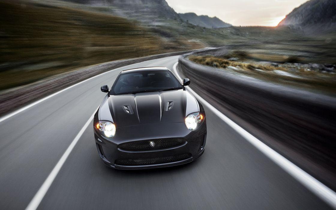 2011 Jaguar XKR 75      h wallpaper