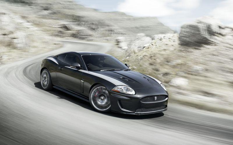 2011 Jaguar XKR 75 wallpaper