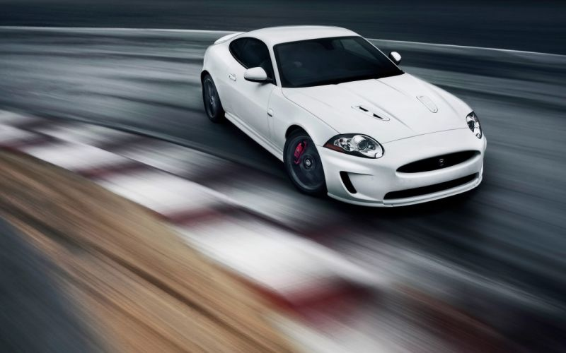 2011 Jaguar XKR Special Edition e wallpaper