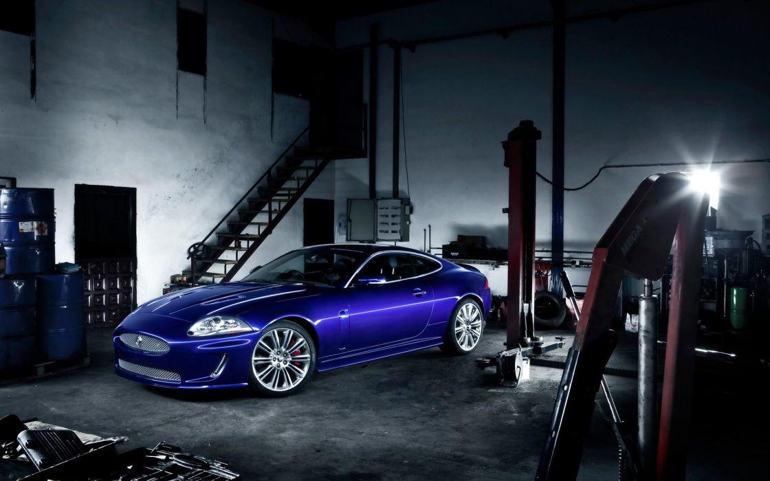 2011 Jaguar XKR Special Edition wallpaper