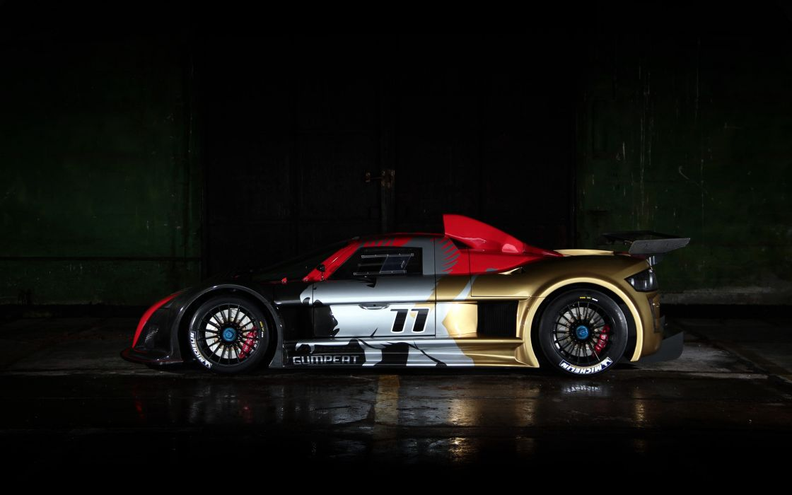 2012 Gumpert Apollo R supercar racing race cars   f wallpaper
