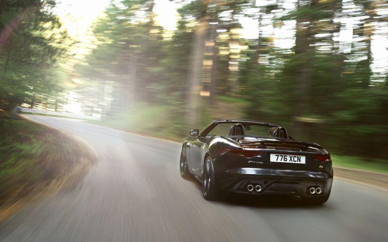2014 Jaguar F-Type d wallpaper