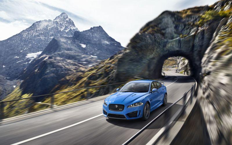 2014 Jaguar XFR-S n wallpaper