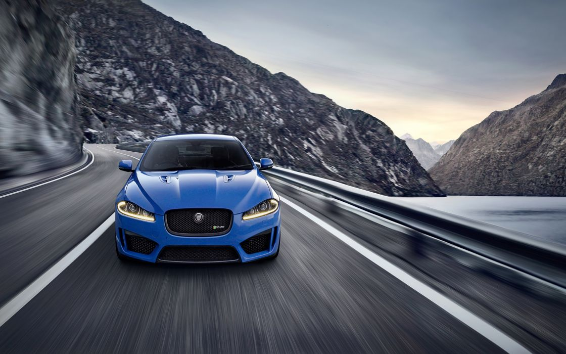 2014 Jaguar XFR-S     g wallpaper