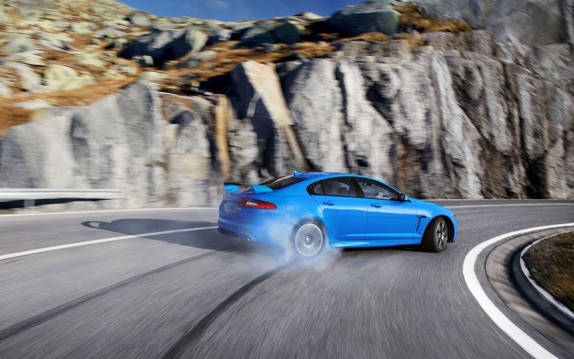 2014 Jaguar XFR-S     q wallpaper