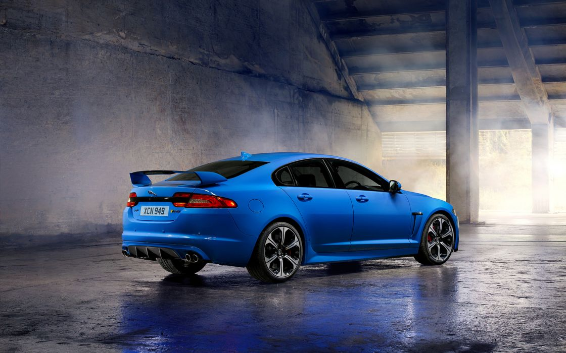 2014 Jaguar XFR-S tuning     f wallpaper