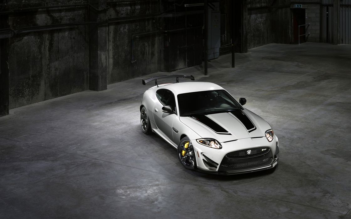 2014 Jaguar XKR-S GT tuning      e wallpaper