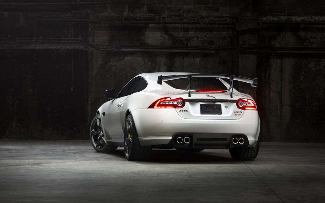 2014 Jaguar XKR-S GT tuning      f wallpaper