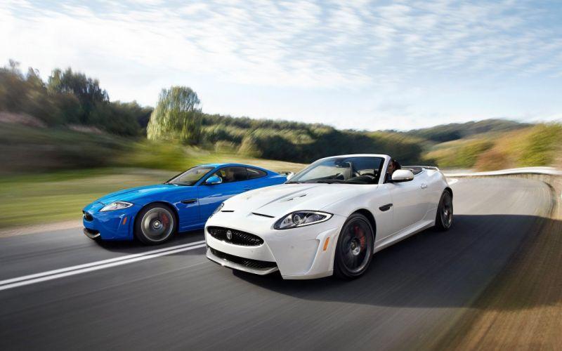 2013 Jaguar XKR-S Convertible e wallpaper
