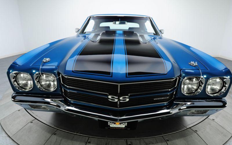 Chevrolet Chevelle wallpaper