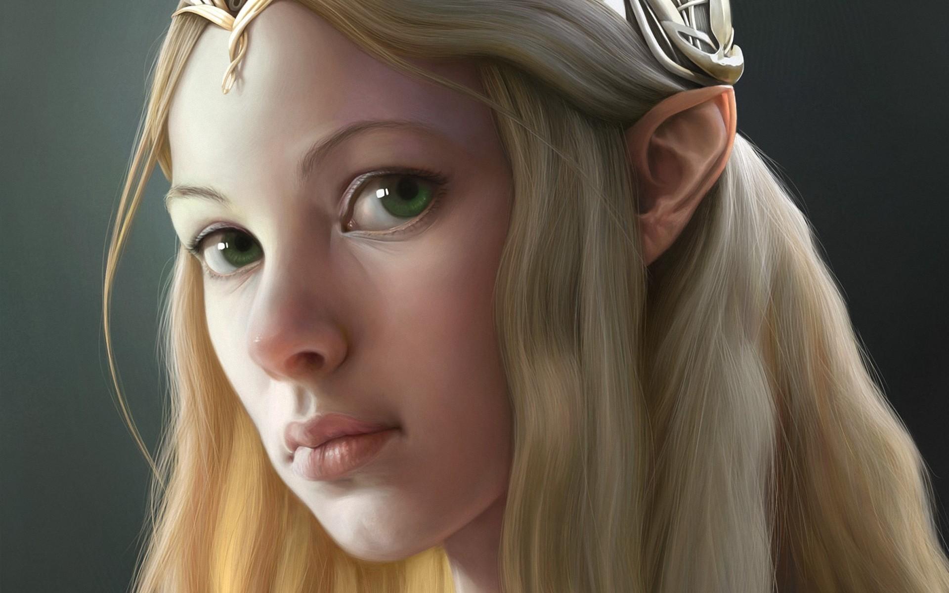 Elf girls nudes pictures