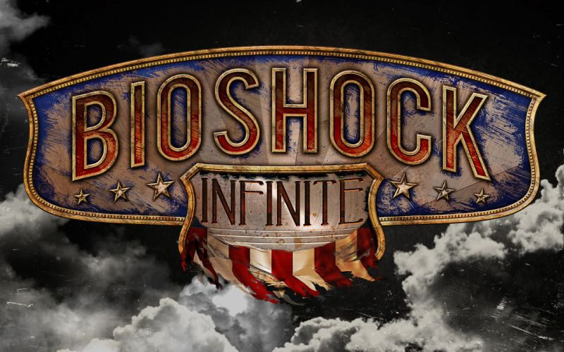 Bioshock Bioshock Infinite logo wallpaper