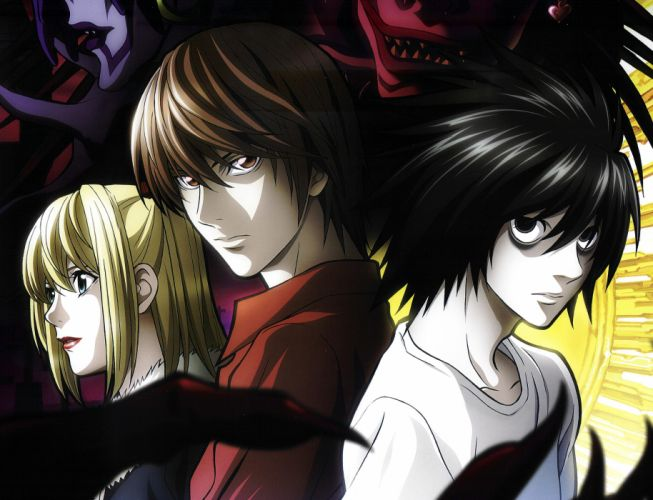 Death Note r wallpaper