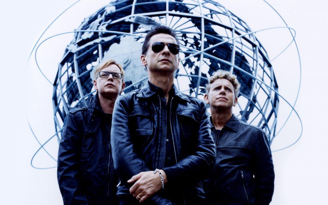 Depeche Mode band groups wallpaper