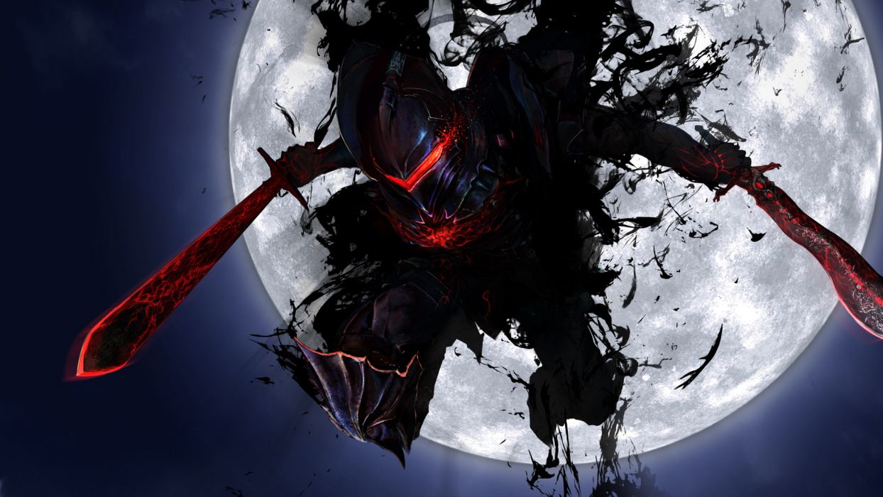 armor fate stay night fate zero maningusu moon sword weapon zero berserker wallpaper