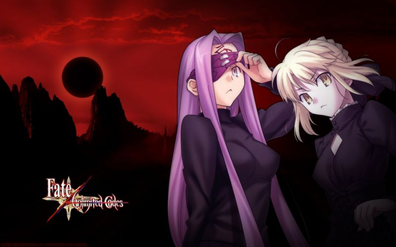 fate stay night rider saber tagme wallpaper