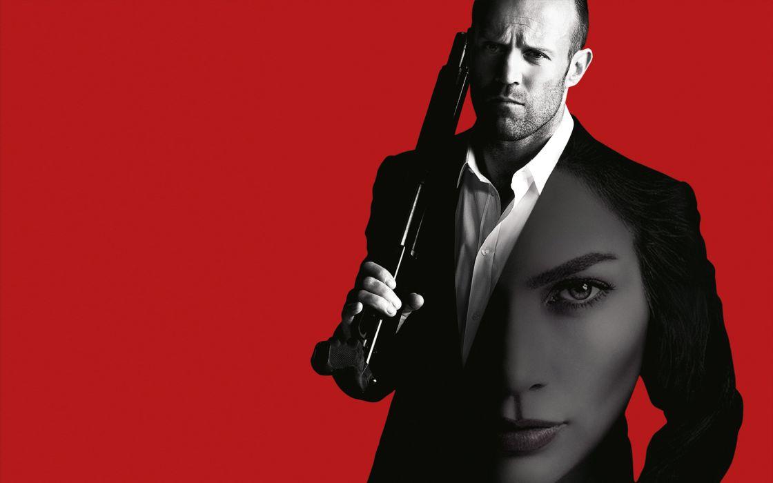 Jason Statham Parker Jennifer Lopez wallpaper