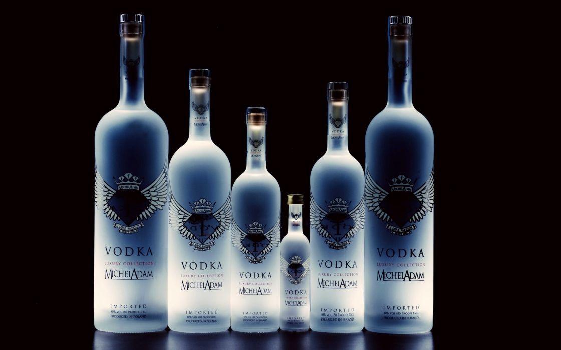 Vodka Fashion michel adam alcohol wallpaper