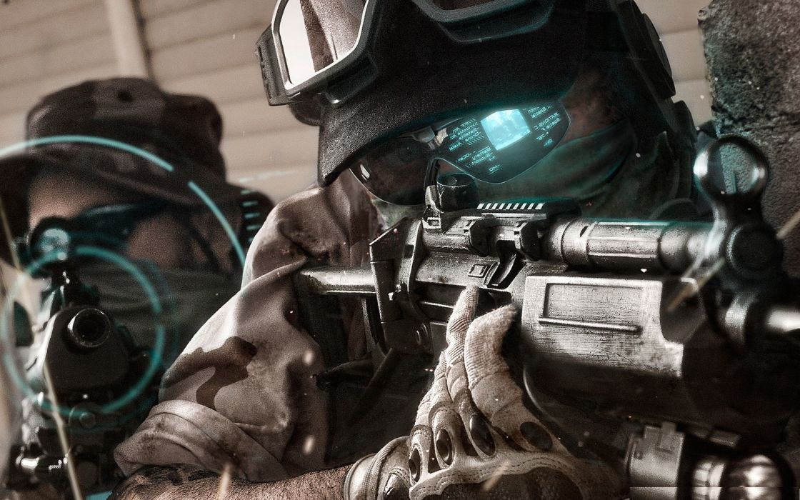 video games Ghost Recon games Ghost Recon Future Soldier inc_ wallpaper