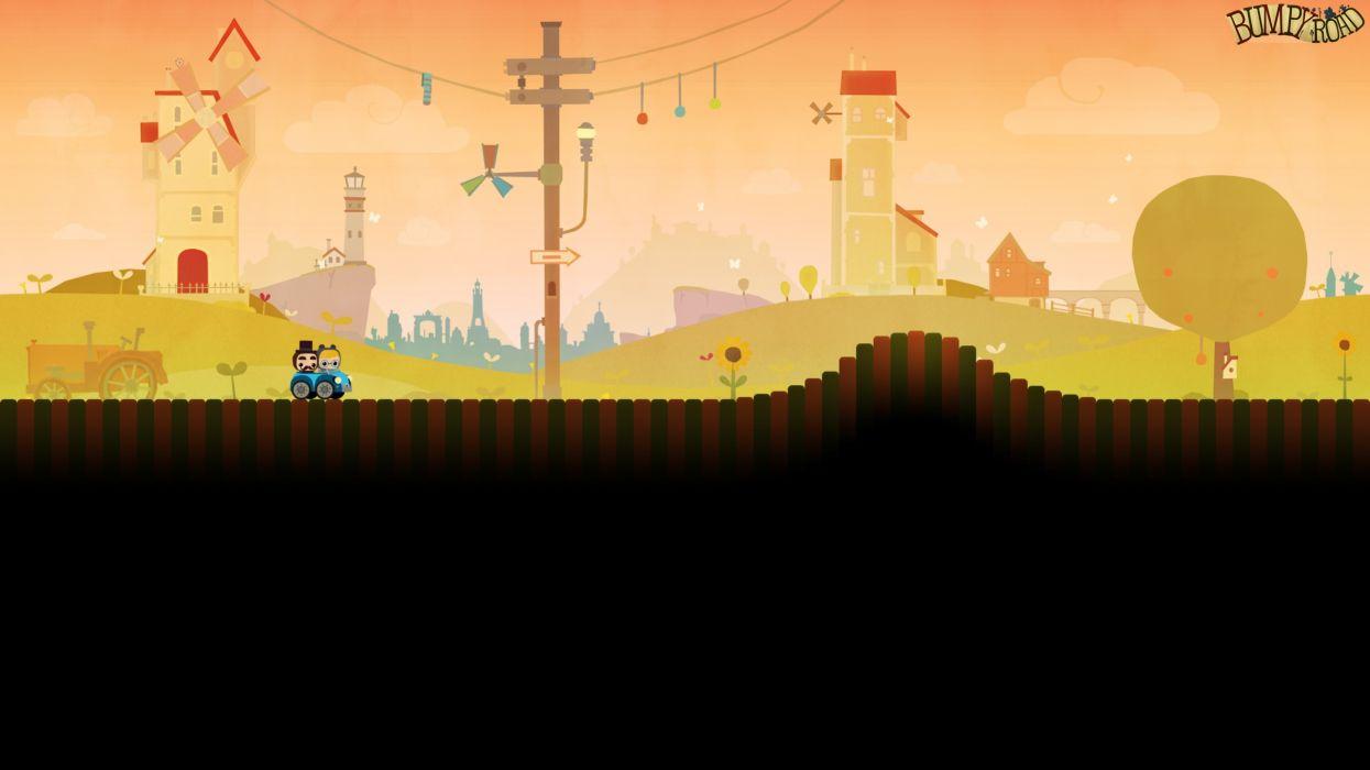 Video Games Roads Pixel Art Wallpaper 2560x1440 73413 Wallpaperup