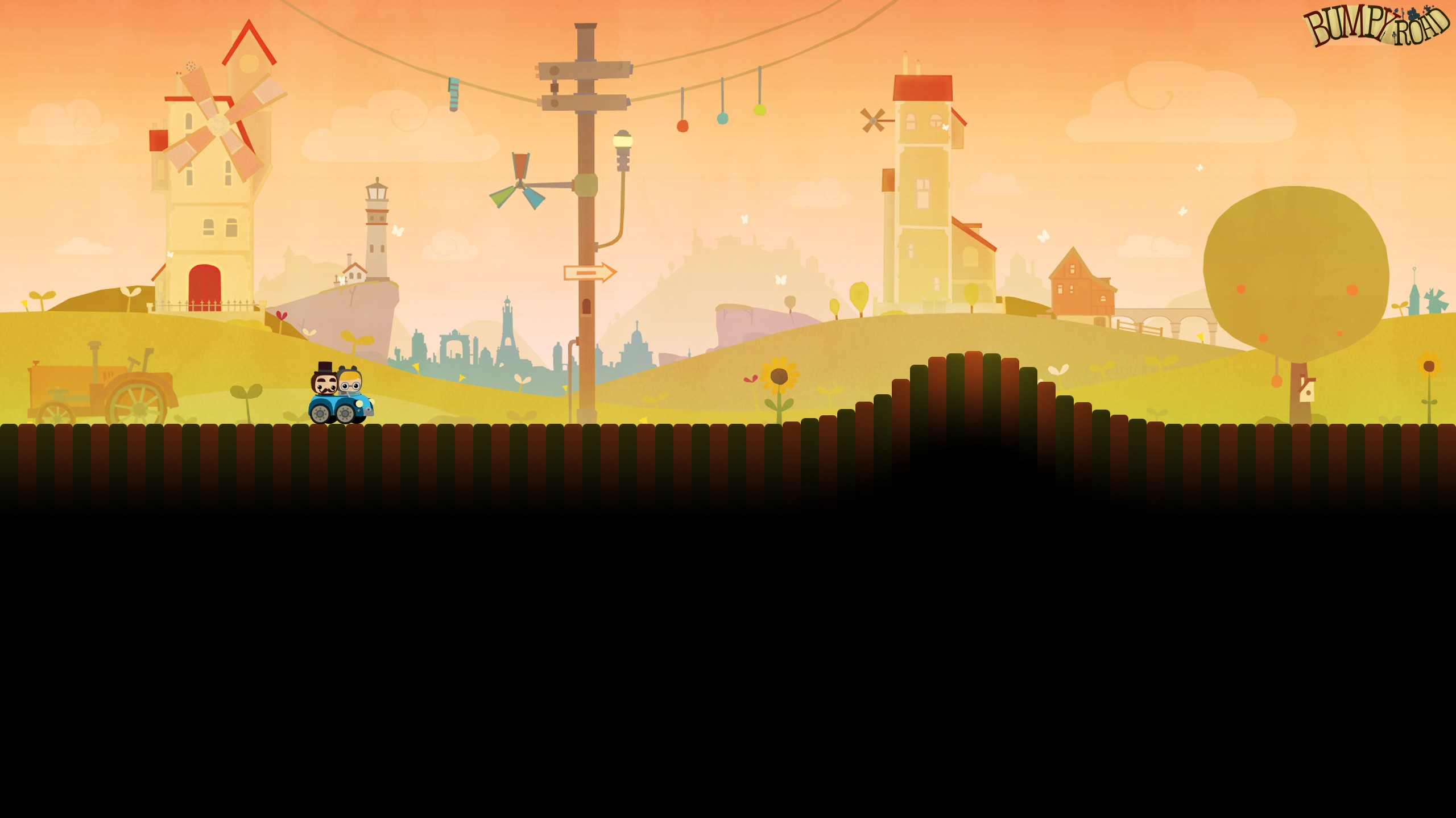 Video games roads pixel art wallpaper | 2560x1440 | 73413 ...