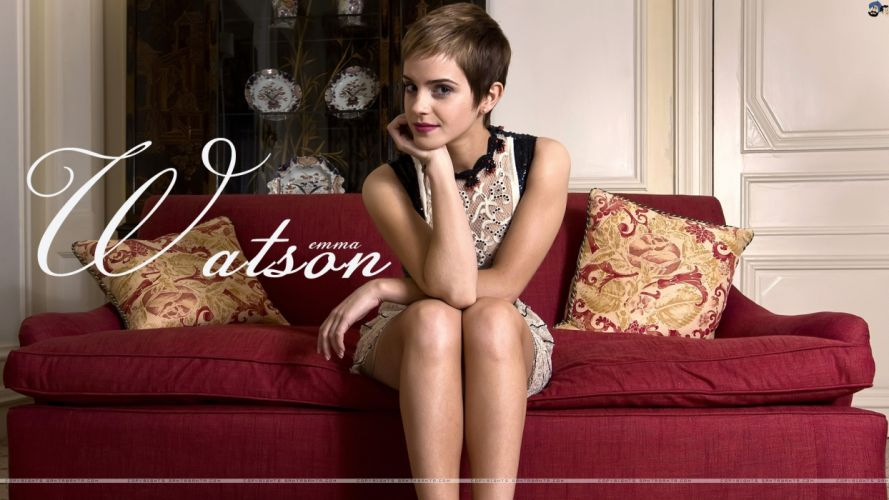 blondes women Emma Watson actress celebrity wallpaper