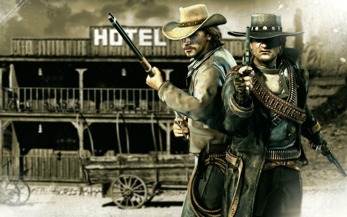 video games Call Of Juarez wallpaper