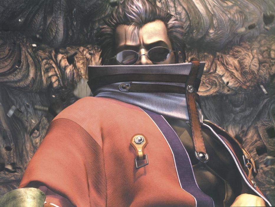 Final Fantasy video games Auron Final Fantasy X wallpaper