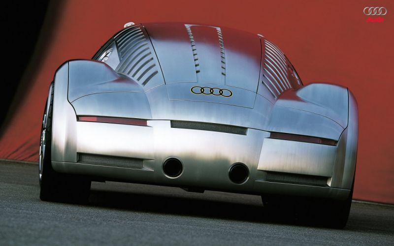 cars Audi Audi Rosemeyer wallpaper