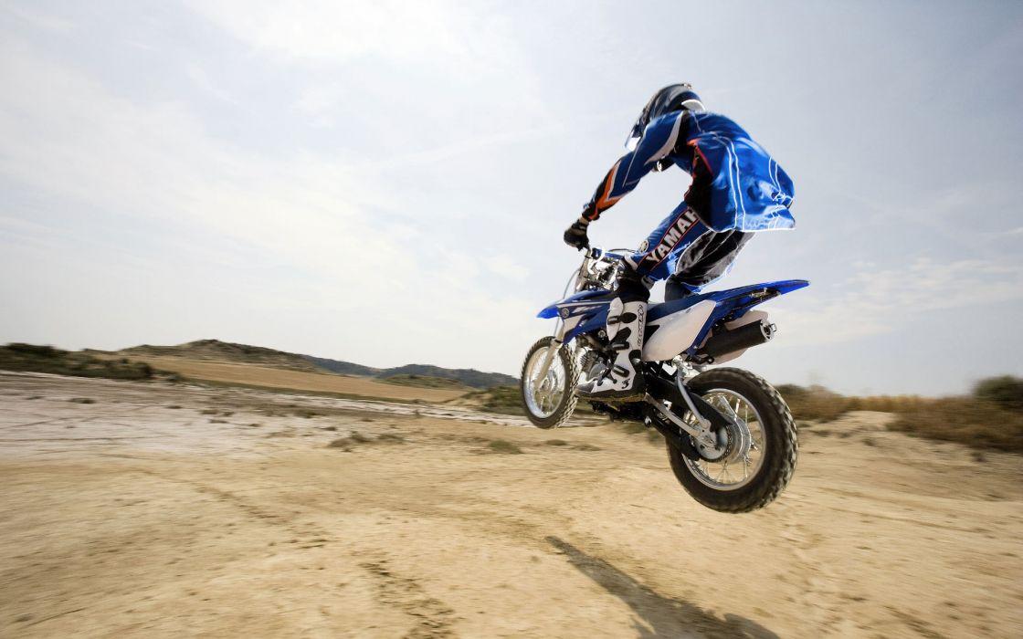 sports jumping motorbikes wallpaper