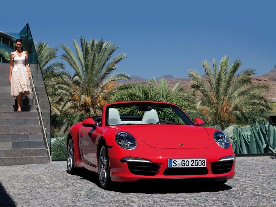Porsche cars carrera wallpaper