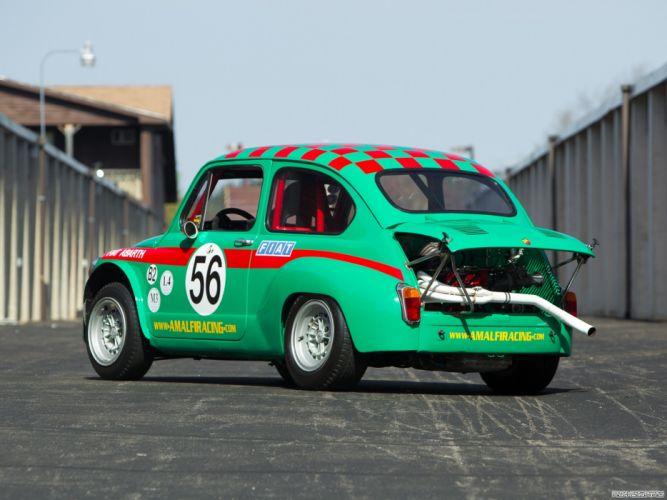 cars Fiat Abarth sports cars wallpaper