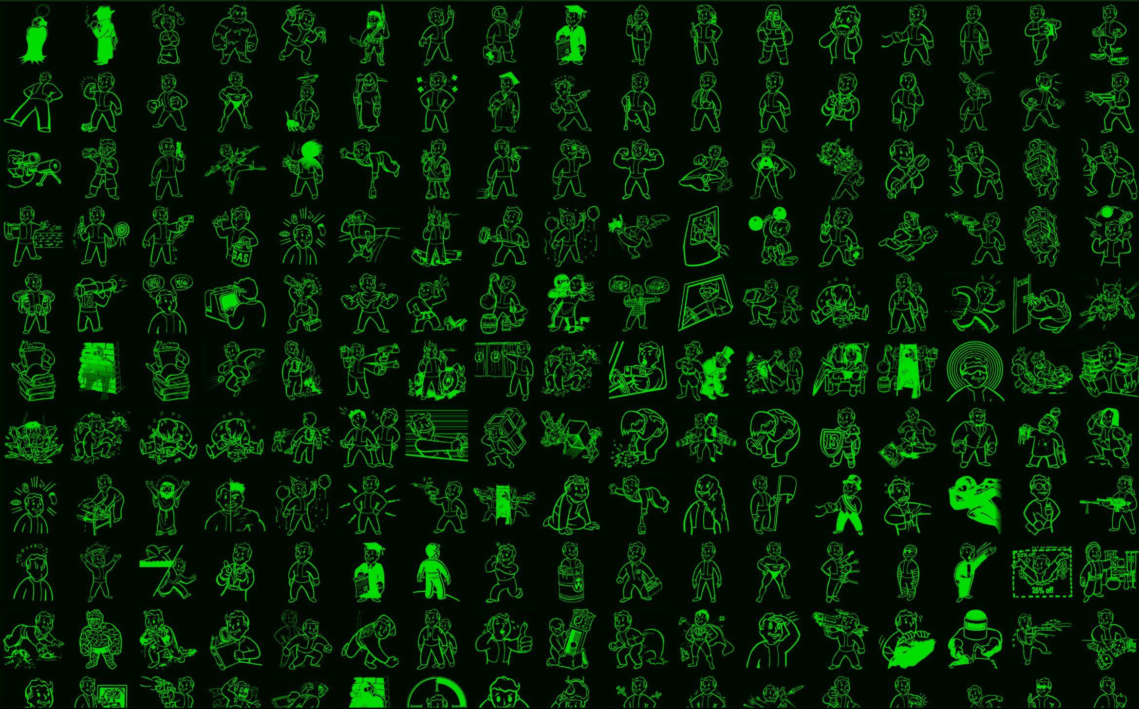 Fallout Wallpaper 2339x1457 73622 Wallpaperup
