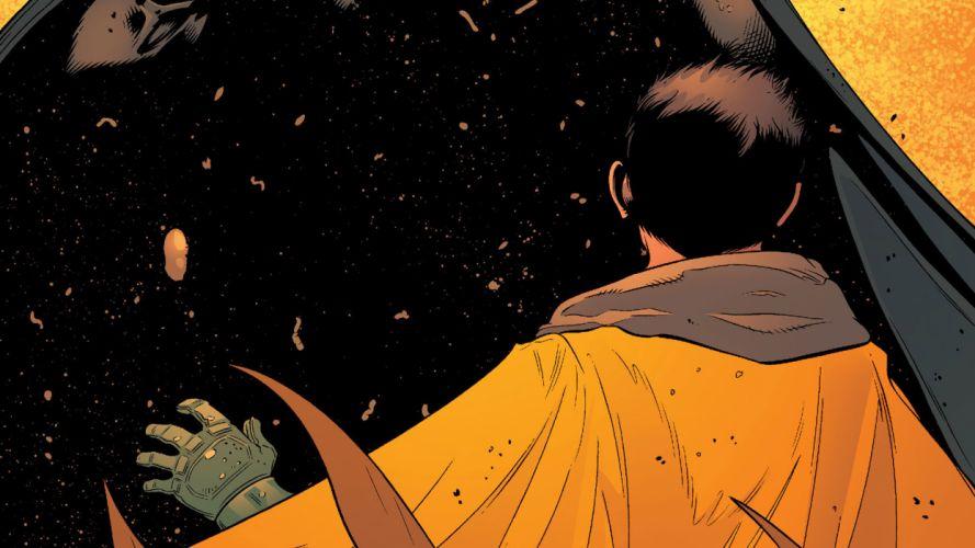 Batman Robin dc-comics wallpaper