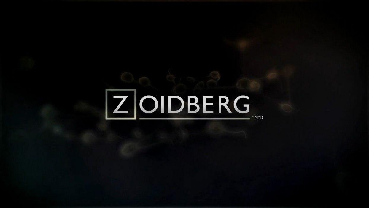 Futurama Zoidberg House texts wallpaper