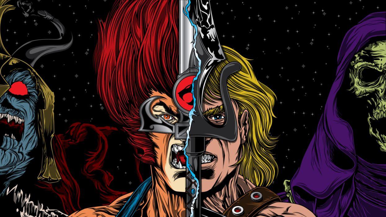 He Man Thundercats Sword Wallpaper