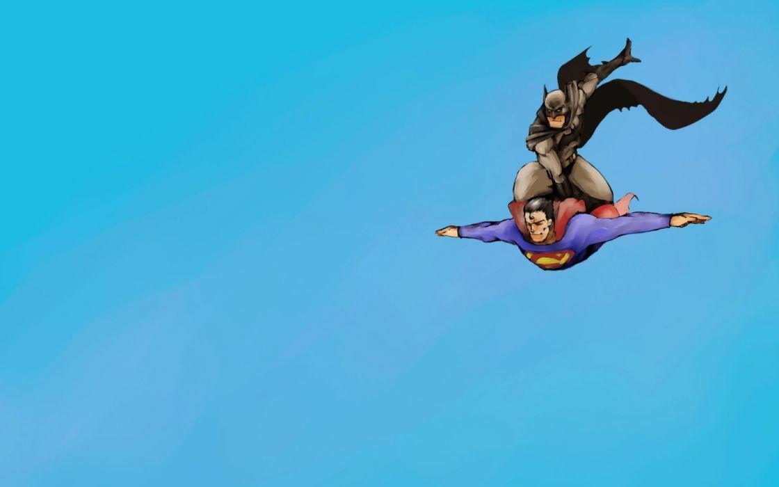 Batman DC Comics Superman wallpaper