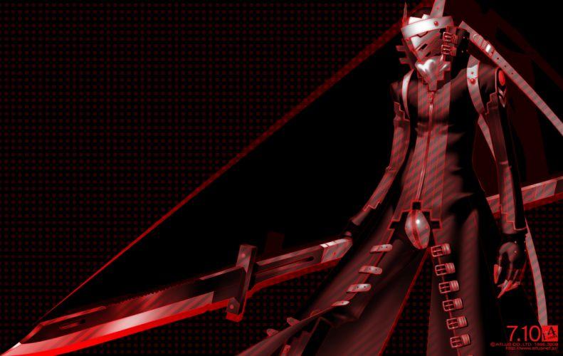 izanagi persona persona 4 sword weapon wallpaper