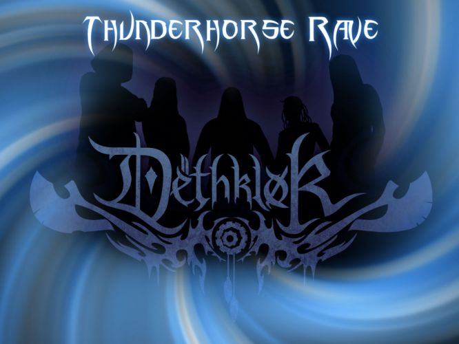 Dethklok heavy metal music cartoons hard rock band groups metalocalypse v wallpaper