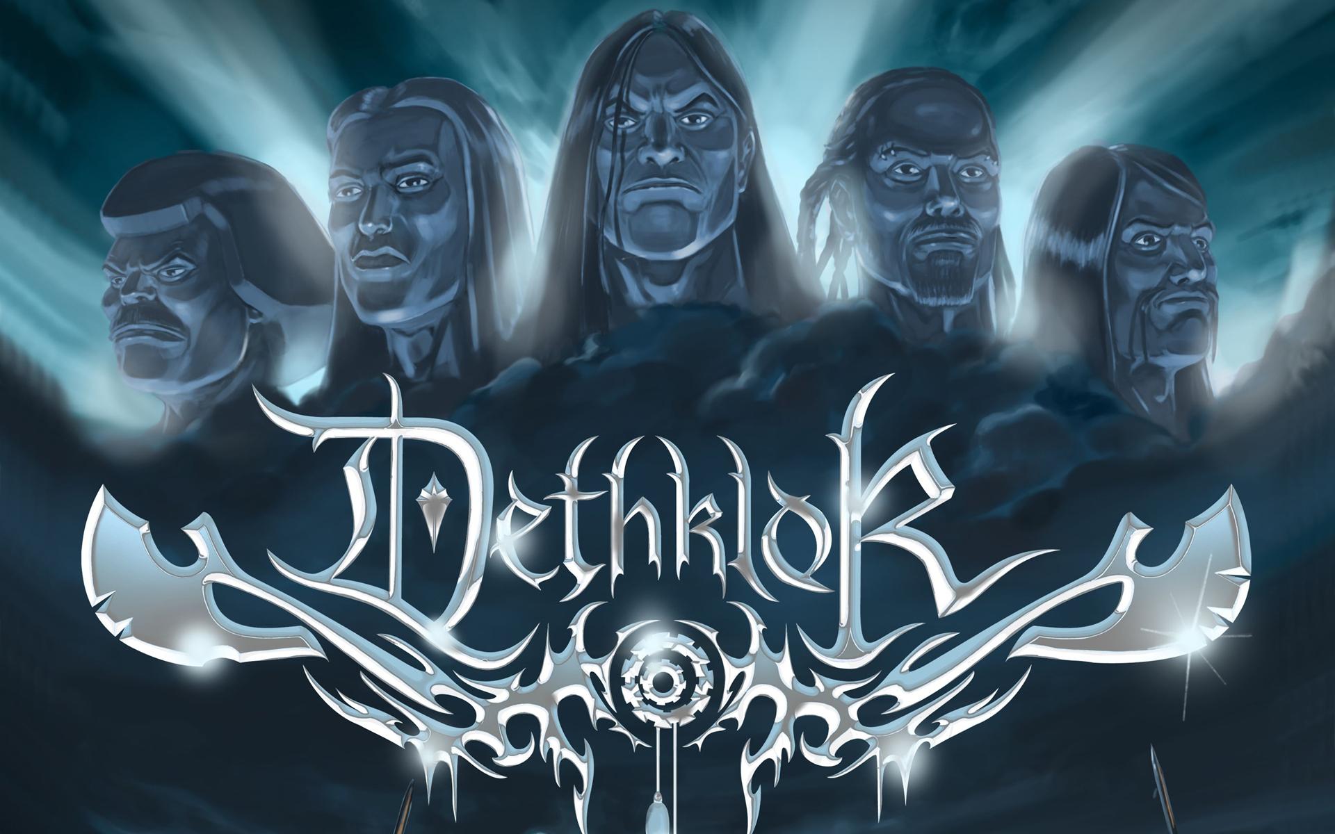 dethklok heavy metal music cartoons hard rock band groups