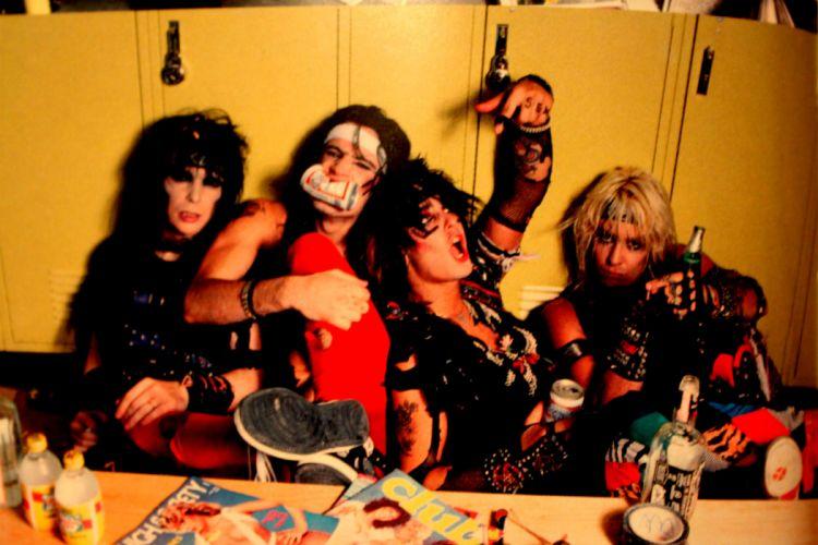 Motley Crue heavy metal rock bands e wallpaper
