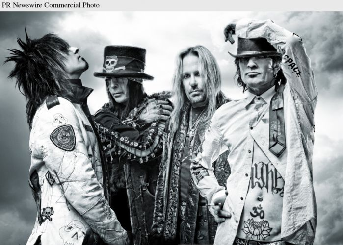Motley Crue heavy metal rock bands q wallpaper